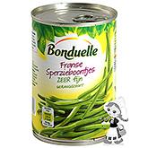 Bonduelle haricots verts français très fins 400g