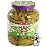 Hak Green Beans fein gebacken 675g