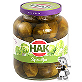 Hak Brussels sprouts 680g