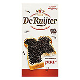De Ruijter Chocolate hail pure 240g  (small package)