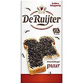 De Ruijter Chocoladehagel puur 600g