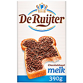 De Ruijter Chocolate sprinkles milk 380g