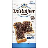 De Ruijter Schokoladen Hagelmilch 600g