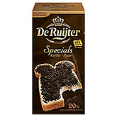 De Ruijter Specials coffee flavour dark 220g