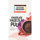 Fairtrade original Chocolade hagelslag puur 400g