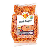 Valle del sole Red lentils 350g