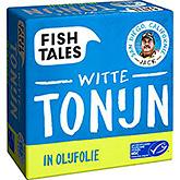 Fish tales Witte tonijn in olijfolie 80g