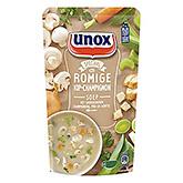 Unox Speciaal Romige kip champignonsoep 570ml