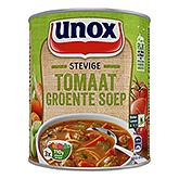 Unox Soupe de légumes à la tomate solide 800ml