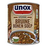 Unox Soupe de haricots bruns robuste 800ml