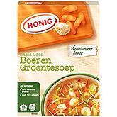 Honig Base pour soupe de légume pour fermier 42g