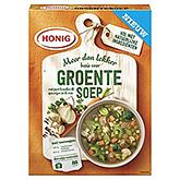 Honig Plus qu'une base savoureuse pour soupe aux légumes 60g