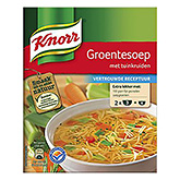Knorr Vegetable soup with garden herbs 2x31g 62g