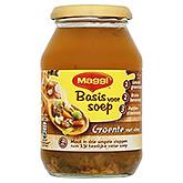 Maggi Base pour légume à soupe avec viande 485ml