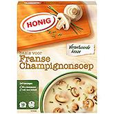 Honig Base pour soupe aux champignons à la française 107g
