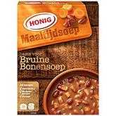Honig Base de soupe repas pour soupe aux haricots bruns 117g