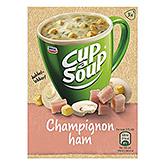 Cup-a-Soup Champignon ham 3x16g