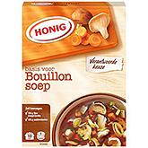 Honig Base pour soupe au bouillon 47g