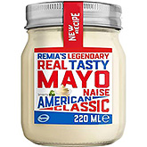 Remia Legendary real tasty mayonaise American classic 220ml