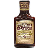Remia Reckless duke smokey bbq whisky 450ml