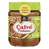 Calvé Peanut sauce spicy 350g