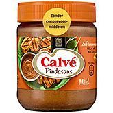 Calvé Peanut sauce mild 350g
