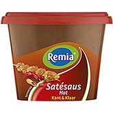 Remia Saté sauce hot ready-made 265 ml