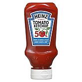 Heinz Tomato ketchup 50% less sugar and salt 220ml