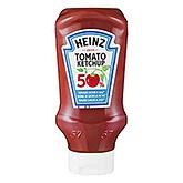 Heinz Tomato ketchup 50% less sugar and salt 570ml