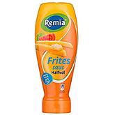 Remia French fries sauce half full 500 ml