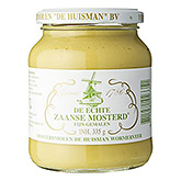Huisman The real Zaanse mustard finely ground 335g