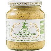 Huisman The real Zaanse mustard coarsely ground 335g