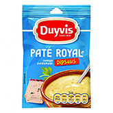 Duyvis Dip sauce pâté royal 6g