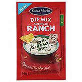 Santa Maria Dip Mix Ranch Américain 14g