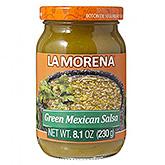 La Morena Green Mexican salsa 230g