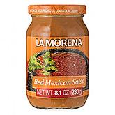 La Morena Red Mexican salsa 230g