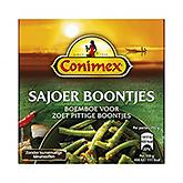 Conimex Boemboe sajoer boontjes 95g