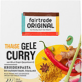 Fairtrade original Thai yellow curry spice paste 70g