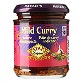 Patak's Mild curry Indian spice paste 165g