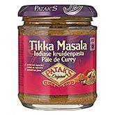 Patak's Tikka masala Indian spice paste 165g