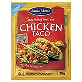 Santa Maria Seasoning mix for chicken taco 28g