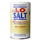 LoSalt Mineral salt med jod 350g