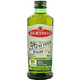 Bertolli Olio extra vergine di oliva bio 500ml