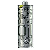 Iliada Greek extra virgin olive oil organic edition 500ml