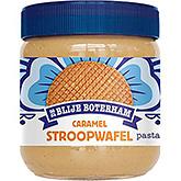 De blije boterham Caramel stroopwafelpasta 300g