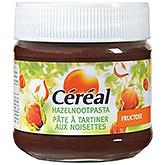 Céréal Pâte De Noisettes Fructose 200g