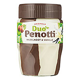 Duo penotti Hazelnut and vanilla 400g