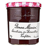 Bonne maman Strawberry and wild strawberry jam 370g