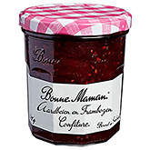 Bonne maman Strawberry and raspberry jam 370g