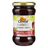 Céréal Glucoregul strawberries less sugar 320g